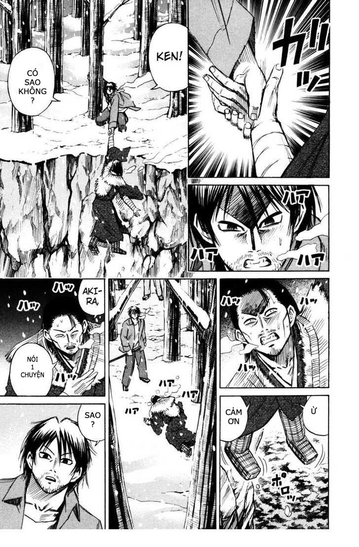 Higanjima chapter 70 trang 8