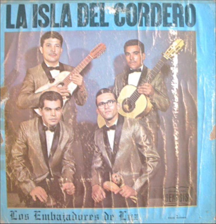 Los Embajadores De Luz-La Isla Del Cordero-