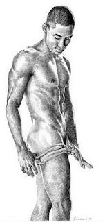 Dibujos Hombres Desnudos Lapiz