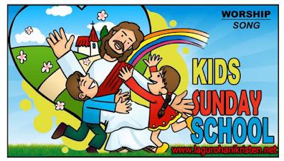 Lagu Rohani Anak Sekolah Minggu Bahasa Inggris