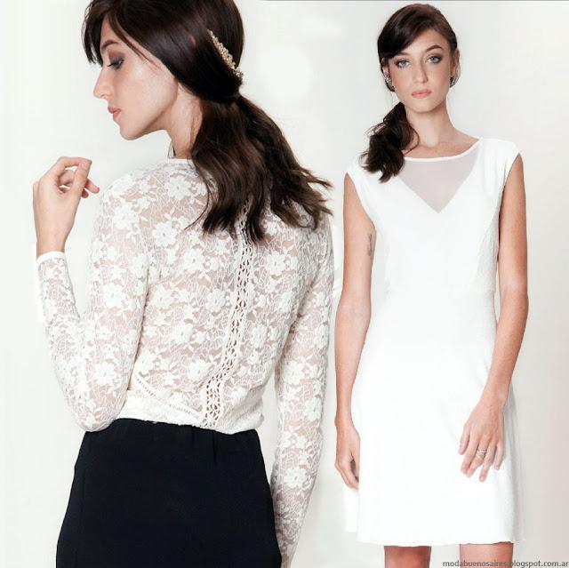 Moda vestidos otoño invierno 2016 Asterisco. Moda invierno 2016 mujer.
