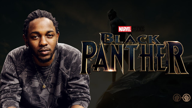 """Kendrick Lamar está envolvido com a trilha sonora do filme """"Pantera Negra"""""""