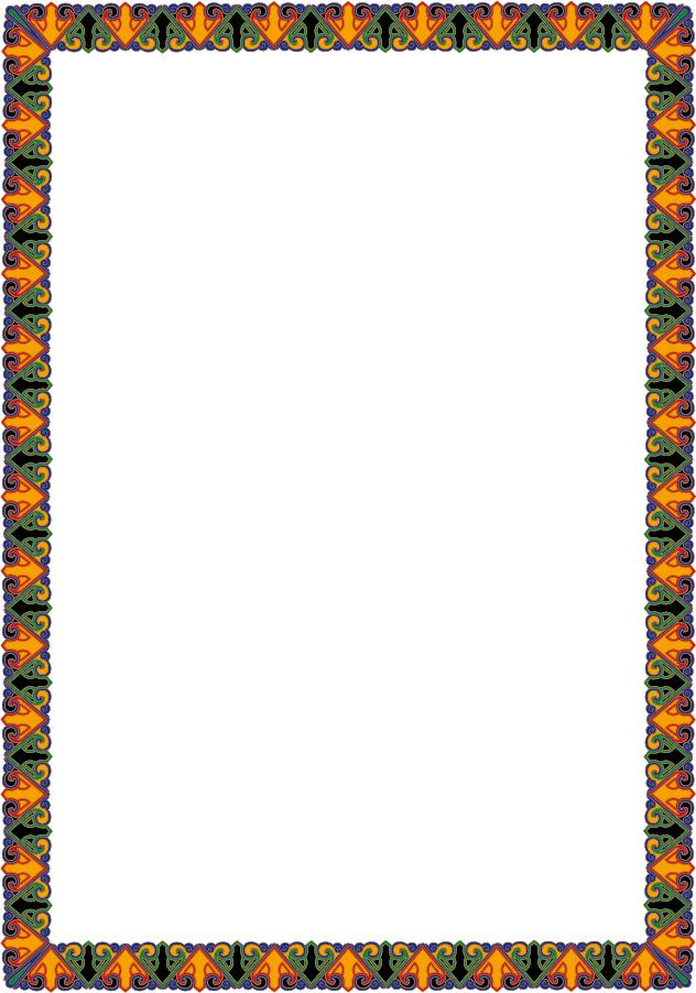 実用的なフレーム50種 Simple And Practical Border イラスト素材 Ai Eps