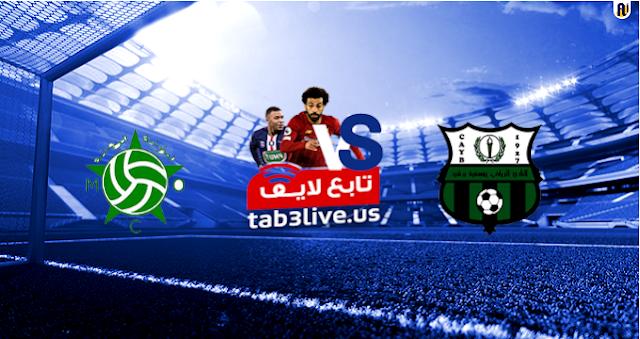 مشاهدة مباراة يوسفية برشيد ومولودية وجدة بث مباشر اليوم 11-08-2020 الدوري المغربي