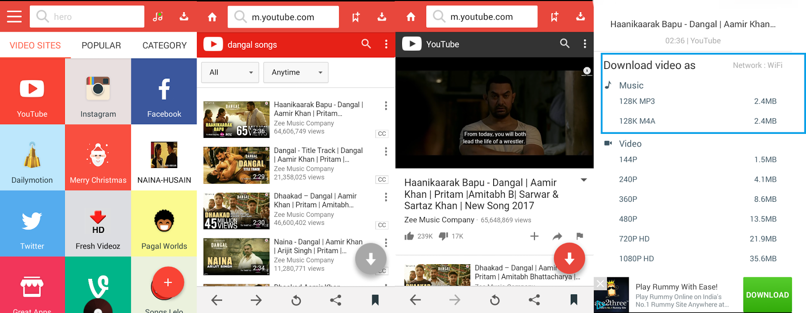 how to download videos from twitter android
