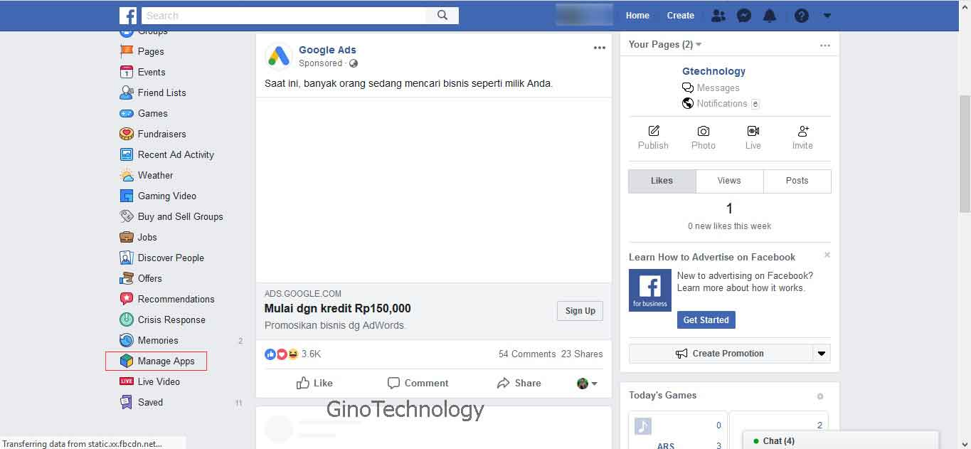 How to instagram not connect again with facebook | Gino Technology