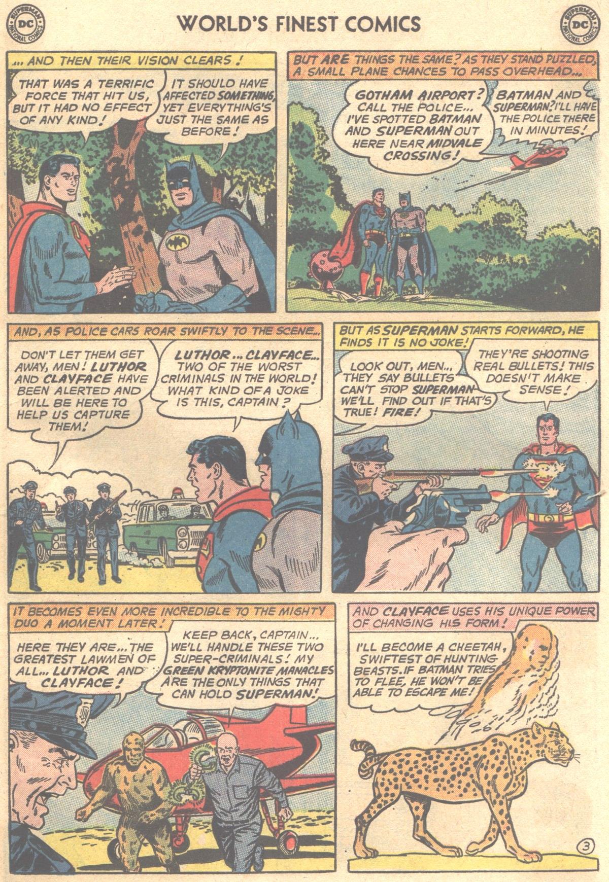 Read online World's Finest Comics comic -  Issue #148 - 5
