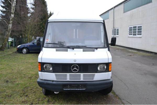 Used rvs 1990 mercedes benz camper for sale for sale by owner for Mercedes benz rv used