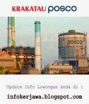 Lowongan Kerja PT Krakatau Posco
