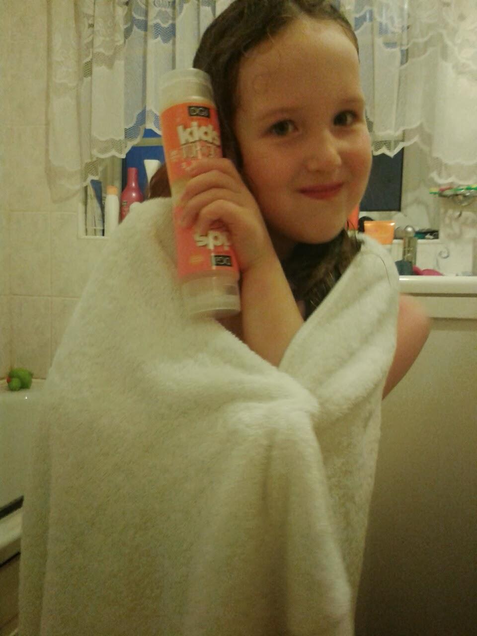 Caitlin & DGJ Organic Kids Bodywash