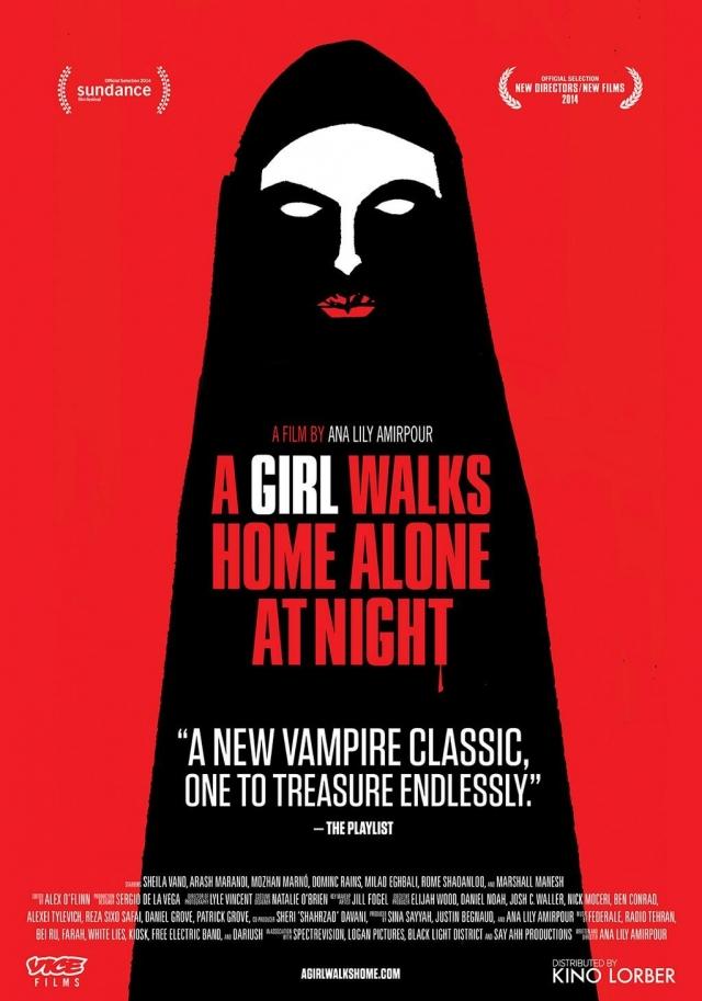 Cô Gái Về Nhà Một Mình Ban Đêm - A Girl Walks Home Alone at Night (2014)