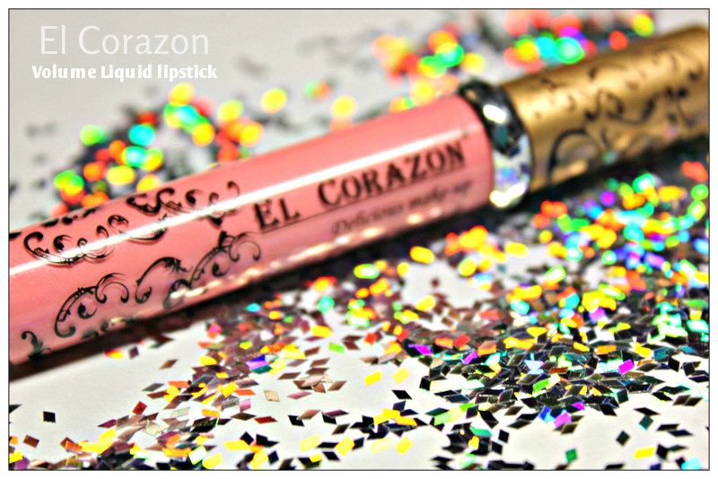 Review: El Corazon – Volume Liquid lipstick