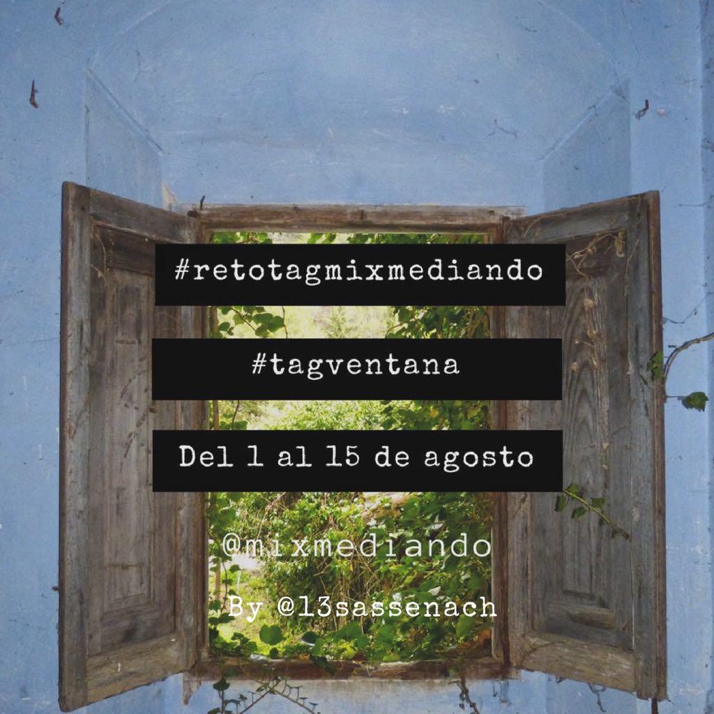 Cartel #tagventana