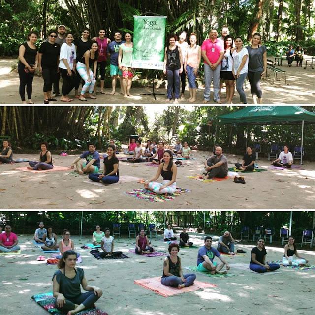 public yoga brazil