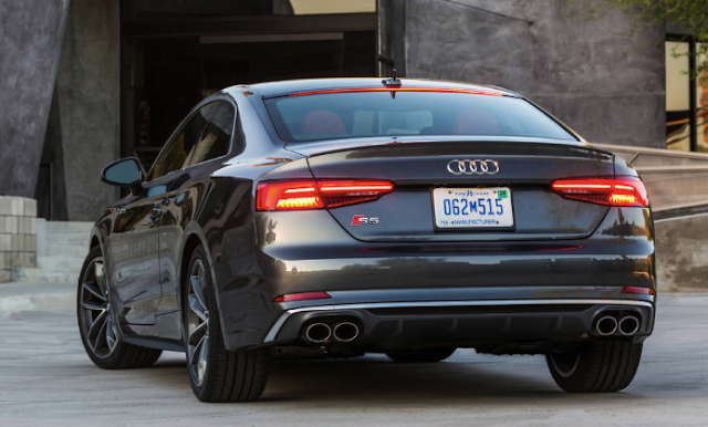 2018 Audi S4 and S5 First Drive Review - Car And Driver Review