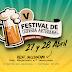 Festival de Cerveza Artesanal, Arequipa 2018 - 27 y 28 de abril