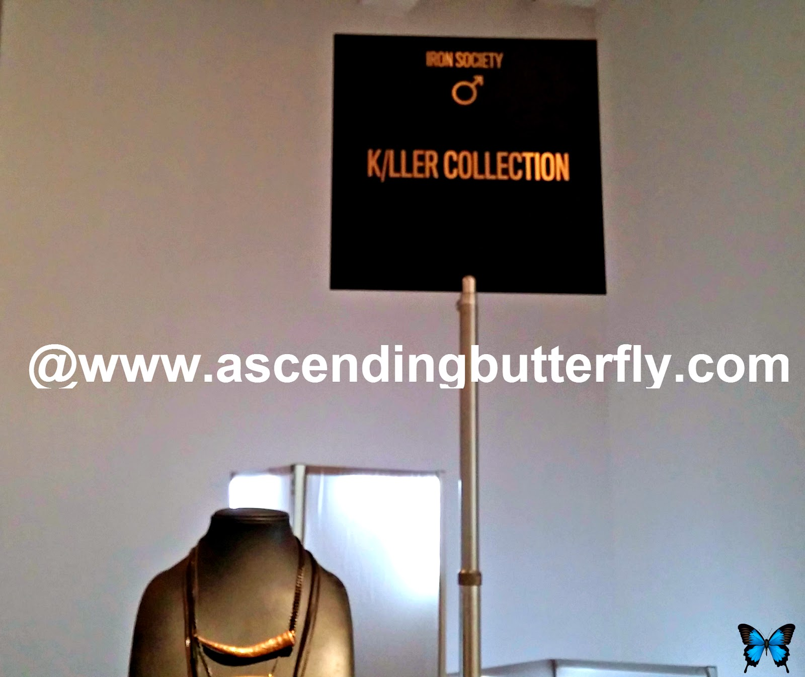 k/ller collection Jewelry on Display at Elements Showcase New York City February 2014