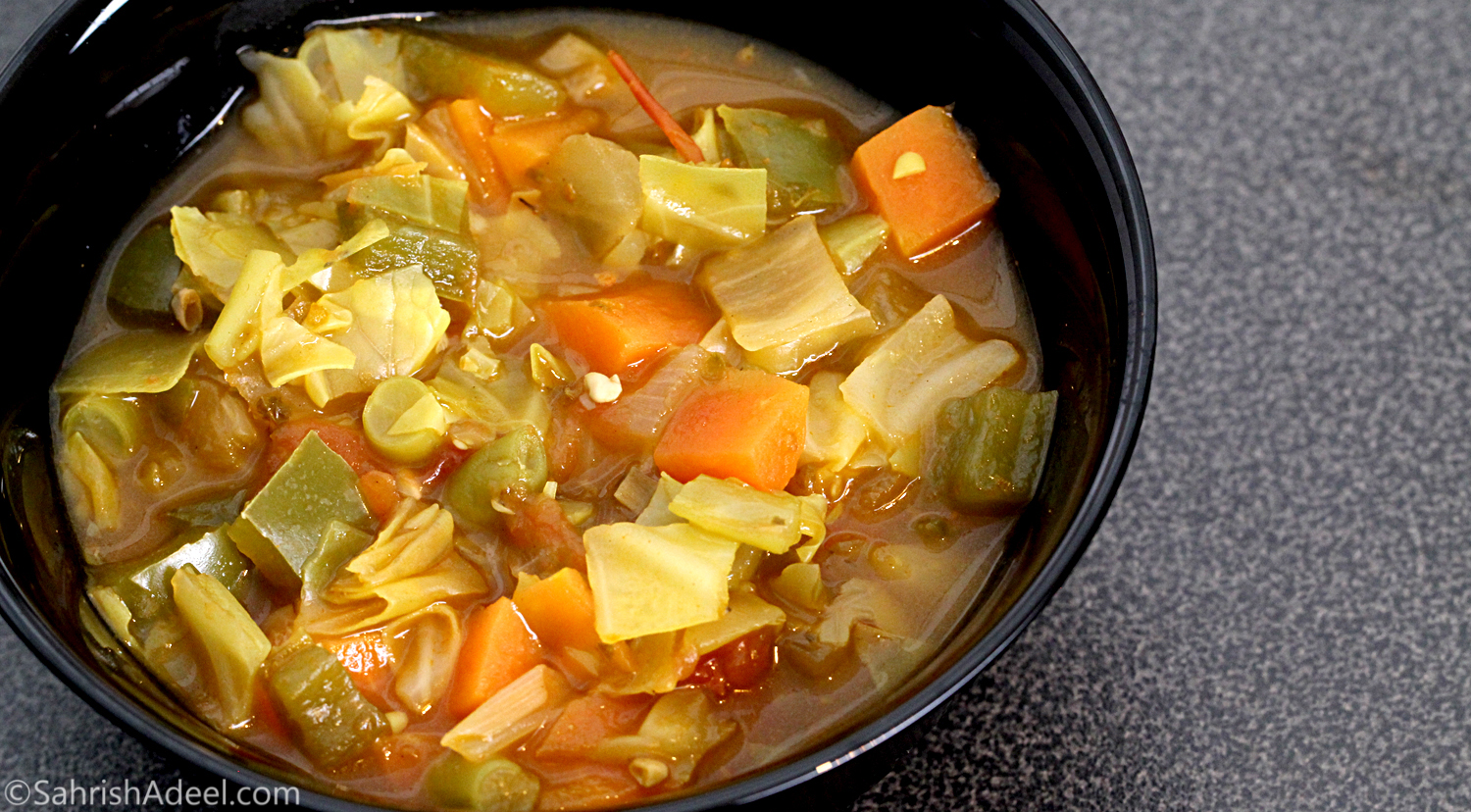 Cabbage Soup Diet Plan - For Busy Lifestyle!
