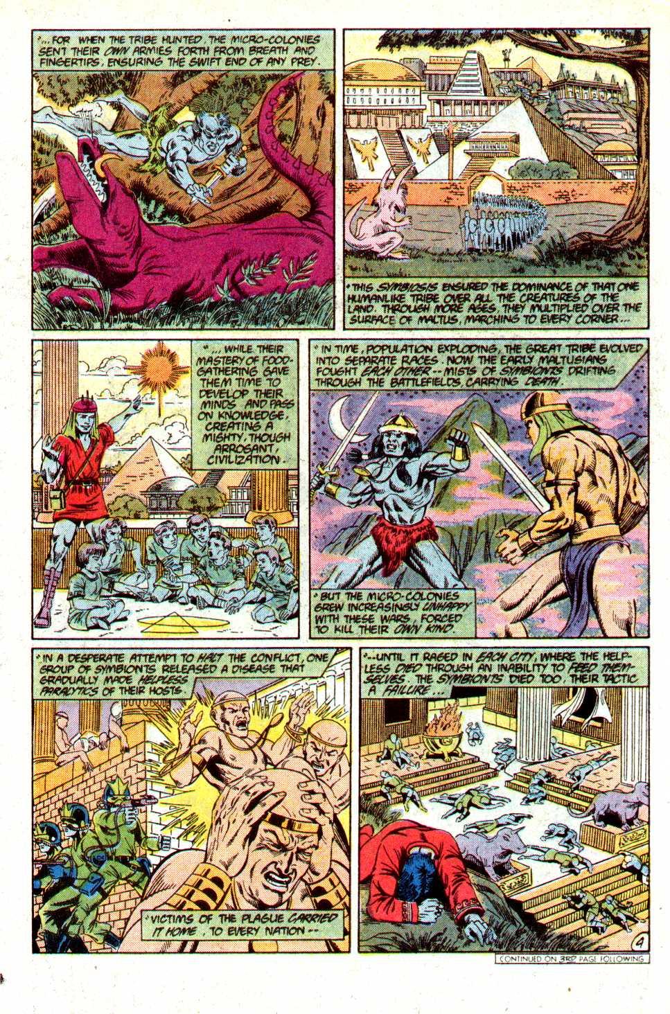 Read online Secret Origins (1986) comic -  Issue #23 - 5