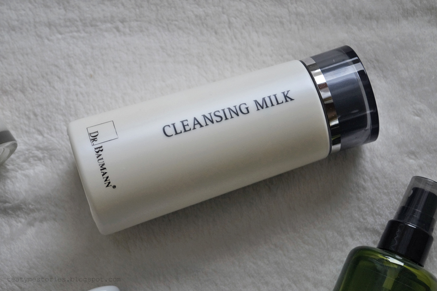 skin cleansing milk
