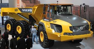 New Goodyear OTR Tire TL 4A 60 T Volvo ADT