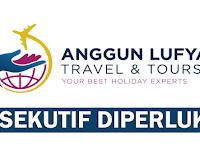 Jawatan Kosong Eksekutif Operasi di Anggun Lufya Travel & Tours Sdn Bhd