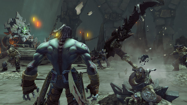 Darksiders II Deathinitive Edition For Free