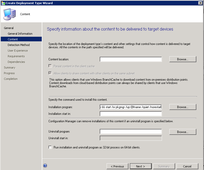 Venu Singireddy's blog: Internet Explorer 11 rollback using SCCM