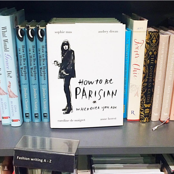 how-to-be-parisian-book