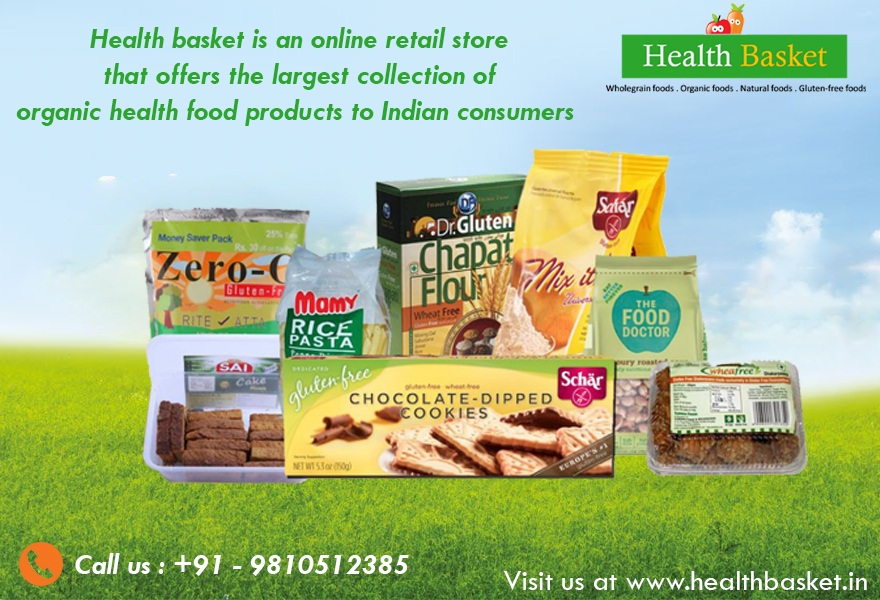 ff996ca3b1 Health Basket Services in Delhi NCR: Best online organic store in India