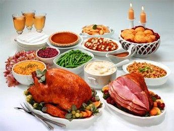Basic Thanksgiving Day Menu