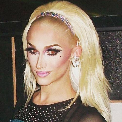 Male To Female Drag Queen Transformation - Story Of -4906