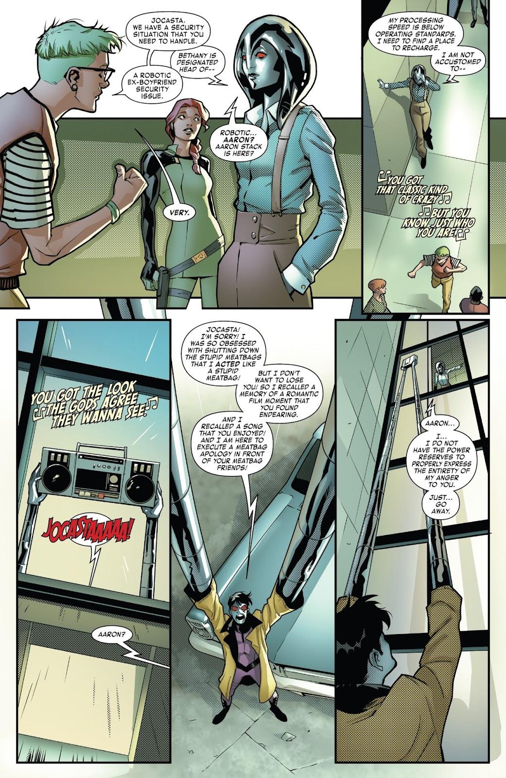 Read online Tony Stark: Iron Man comic -  Issue #6 - 15
