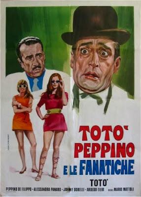 Totò, Peppino e le fanatiche 1958