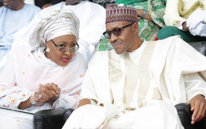Aisha Buhari speaks again, says Buhari held by cabal in Aso Rock