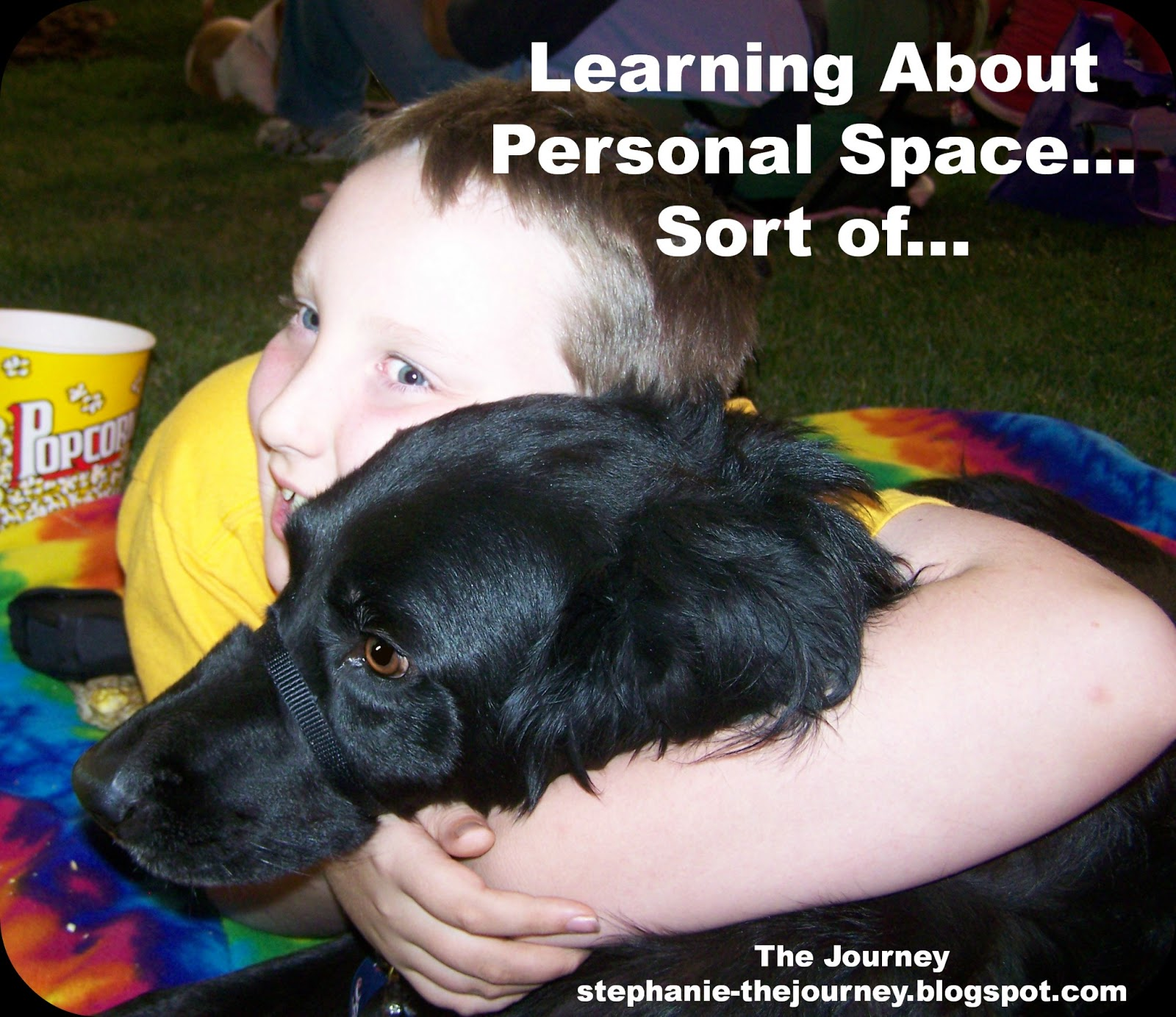 The Journey Unexpected Learning About Personal Space