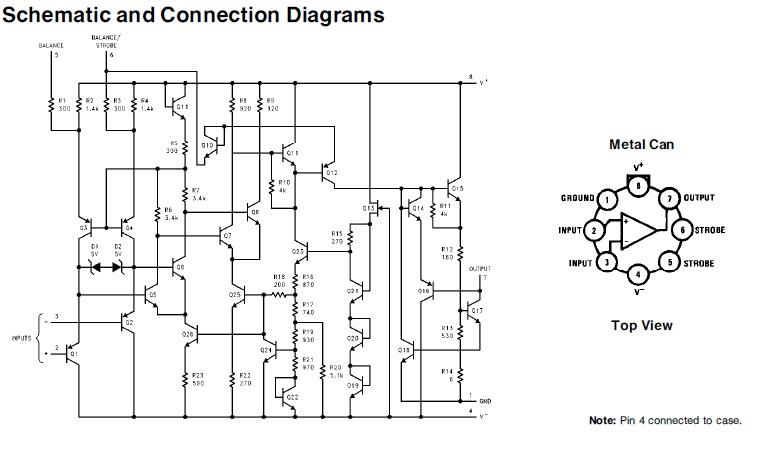 Electronics Technology: TL/H/7756, LM106, LM306