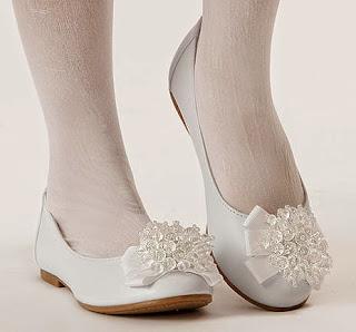 Zapatos Blancos, Primera Comunión