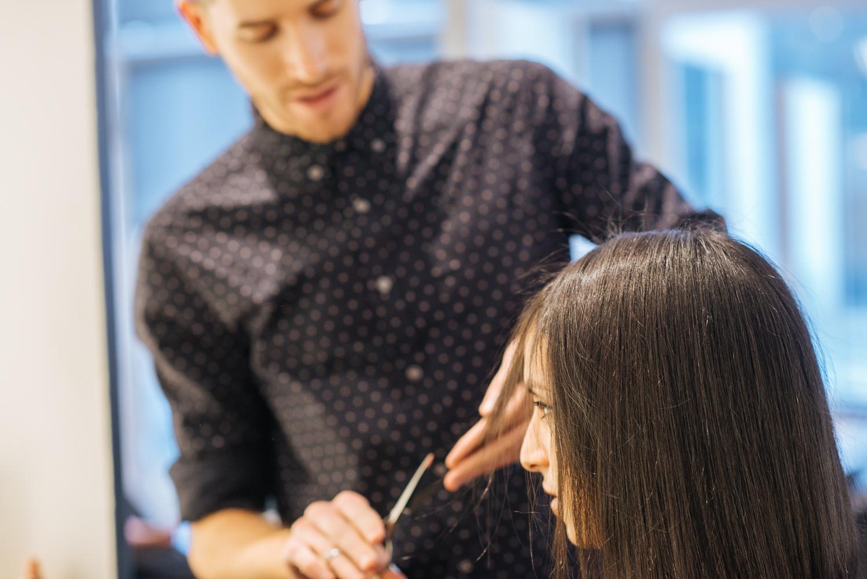 SF hair salon, Cinta hair salon San Francisco, My SF, Always SF, curly haircut, cute curly hair styles