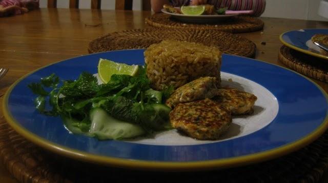 muppys: Donna's Thai Fish Cakes