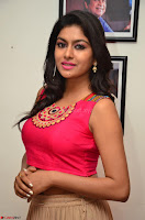 Akshita super cute Pink Choli at south indian thalis and filmy breakfast in Filmy Junction inaguration by Gopichand ~  Exclusive 012.JPG