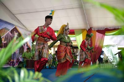 Macam Tarian di Festival Pulau Penyengat 2019