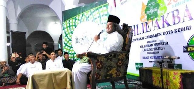 Jangan Kepincut Ustadz Anyaran, Gus Muwafiq: Tutup Pengajian Jamaah Langgar Kulon