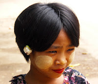 Bagan people beauty