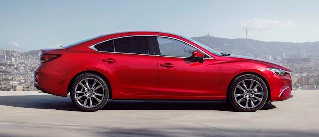 2017 Mazda 6 Sedan Exterior