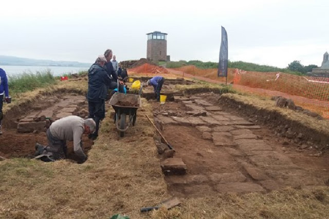 7th century church discovered on UK's Holy Island