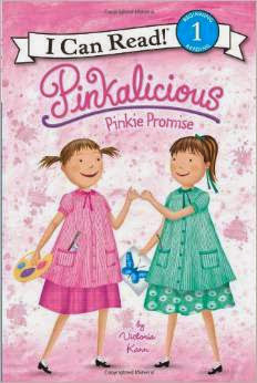 Pinkilicious is a great book to read at this meeting as girls can relate to this character.