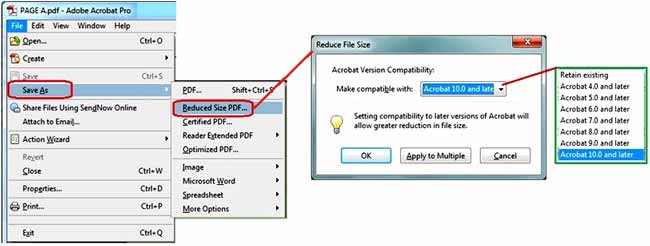 Tips to Compress or Reduce PDF Size without Quality Loss