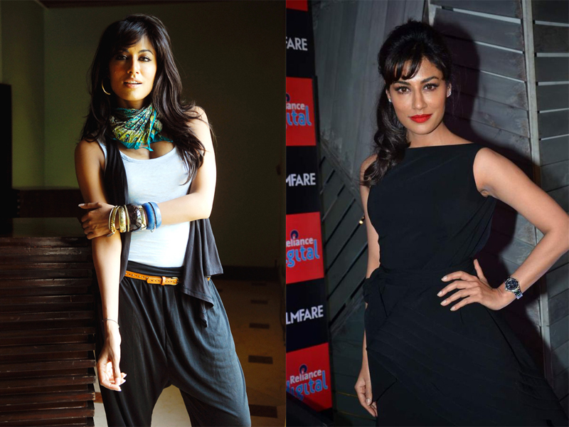 Chitrangada Singh  This women started his actress careers perfect black dress