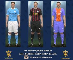 a187e493943 PES 2016 Manchester City 2016-17 Kits BETA